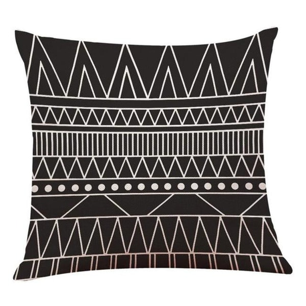 Black White Style Plants Throw Pillowcase Pillow Covers 13498699-32