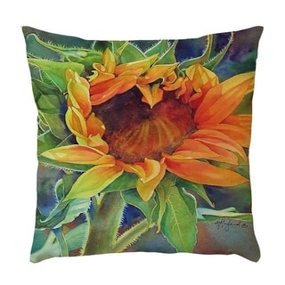 Sunflower Printed Throw Pillow Case Pillows Cover 21297830-382