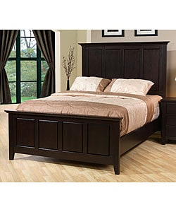 Waynesborough Queen-size Bed - Free Shipping Today - Overstock.com ...