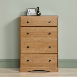 Copper Grove Beryan Highland Oak 4-drawer Chest