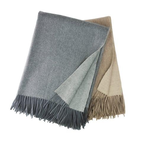 The Gray Barn Tule Australian Wool Throw