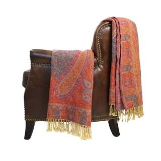 Bohemian Wool Collection Marrakesh Throws