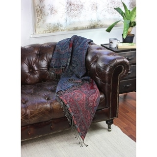 Bohemian Wool Collection Brittany Throws