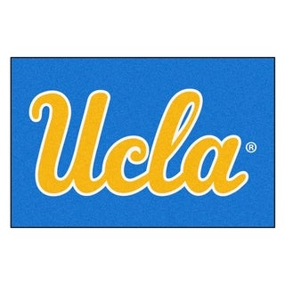 "FANMATS UCLA 19 in. x 30 in. Starter Mat Area Rug - 1'7"" x 2'6"""