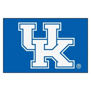 "FANMATS University of Kentucky 19 in. x 30 in. Starter Mat Area Rug - 1'7"" x 2'6"""