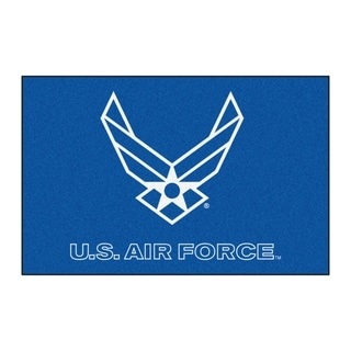 "FANMATS U.S. Air Force 19 in. x 30 in. Starter Mat Area Rug - 1'7"" x 2'6"""