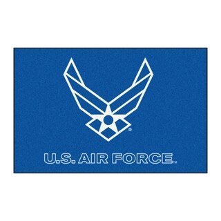 FANMATS U.S. Air Force 19 in. x 30 in. Starter Mat Area Rug