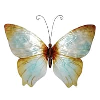 Butterfly Wall Decor Pearl