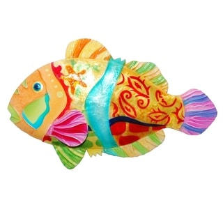 Handmade Colorful Clownfish (Philippines)