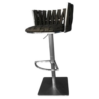 Shop Cambridge Black 25 Inch Counter Swivel Stool With