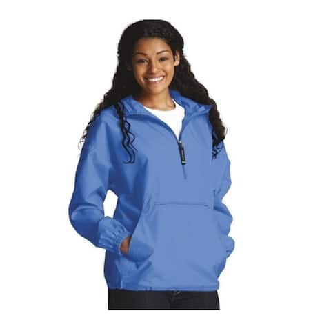 Charles River Apparel Womens Pack-N-Go-Pullover