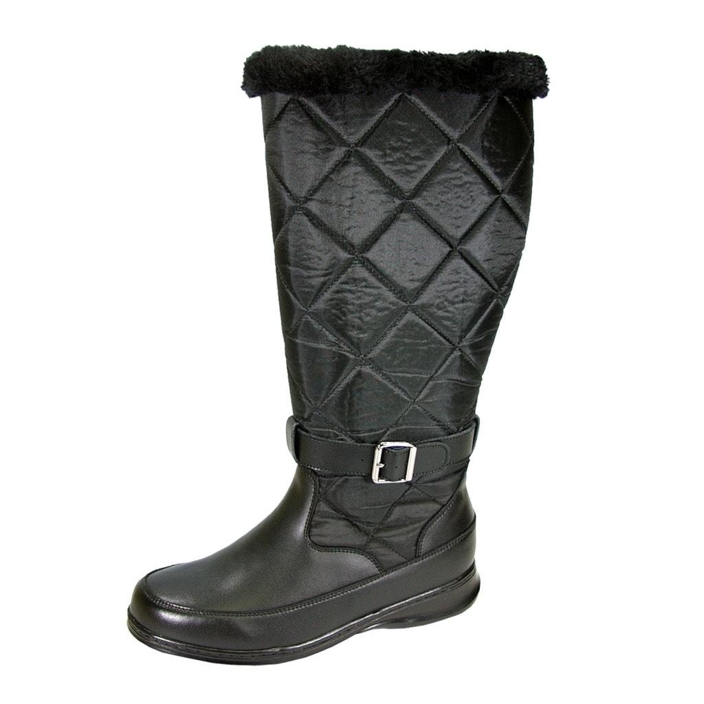 Nylon Winter Boot