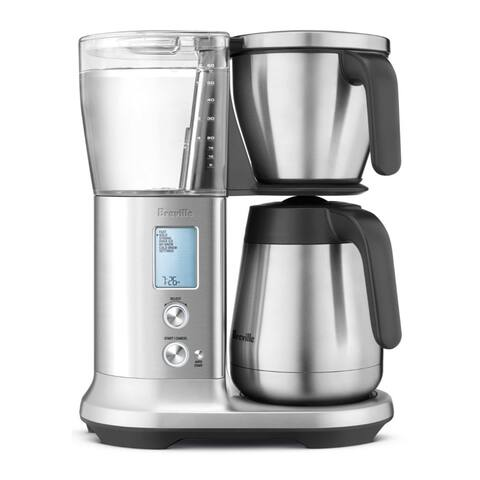 Breville BDC450 Precision Brewer Thermal Coffee Maker - 2.4 x 6.7 x 15.7 inches