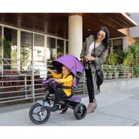Evezo Maks 4-in-1 Stroller Trike with Full Canopy Deals