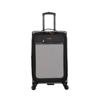 Isaac Mizrahi Greenwich 24-inch 8-Wheel Spinner Luggage