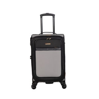 Isaac Mizrahi Greenwich 20-inch 8-Wheel Spinner Luggage