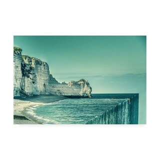 Link to Marcus Hennen 'The End Waterfall' Canvas Art Similar Items in Vinyl Wall Art