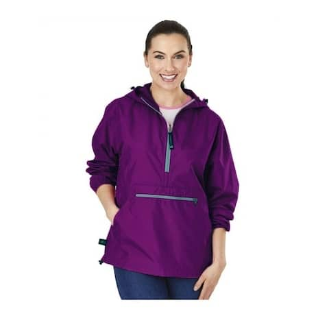 Charles River Apparel Pack-N-Go-Pullover