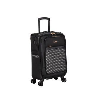 Isaac Mizrahi Soho 20-inch 8-Wheel Spinner Luggage - n/a