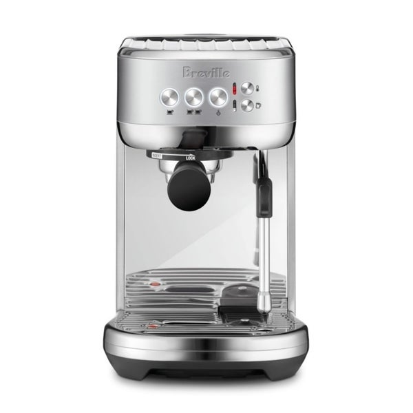 Breville Bambino Plus Espresso Machine BES500BSS1BUS1. Opens flyout.