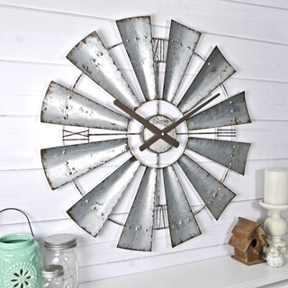 FirsTime & Co.® Windmill Wall Clock