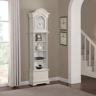 FirsTime & Co.® Shiplap Grandfather Clock