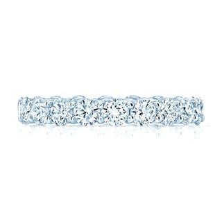 Diamond Eternity Ring In 14k White Gold (2.6 ct. t.w.), Size 7