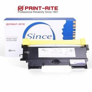 PRINT-RITE Compatible Black Laser Toner Cartridge For Brother Tn-420