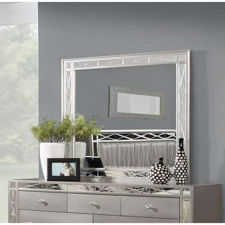 Ramble Metallic Mercury Mirror