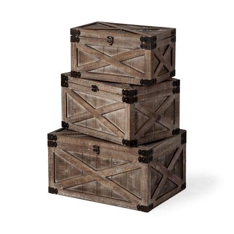 Mercana Port Moody (Set of 3) Box