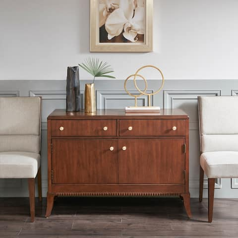 "Madison Park Signature Eleanor Brown Credenza - 49.5""w x 20""d x 34""h"