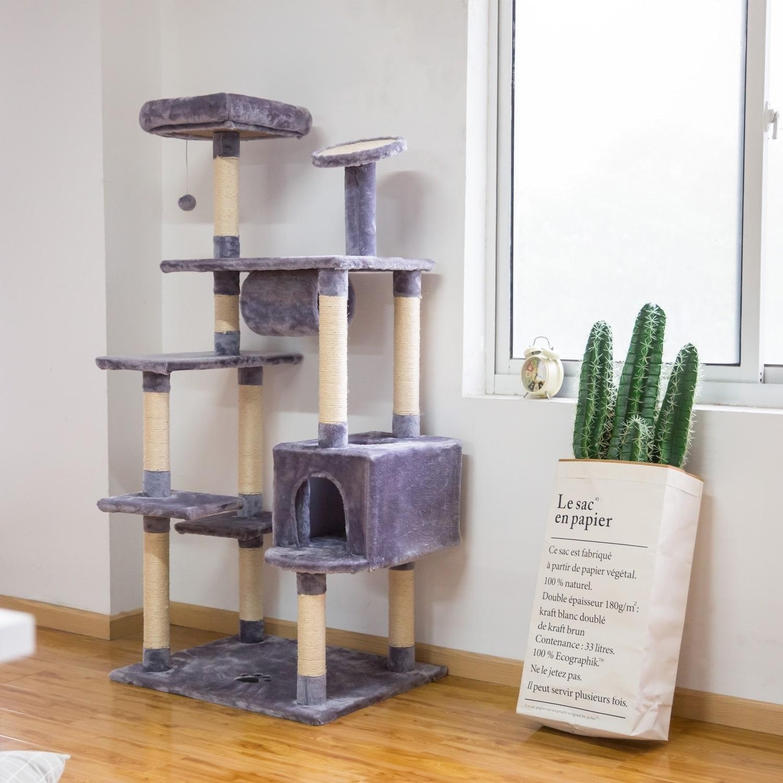 best cat climbing shelves