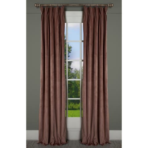 Buy Pinch Pleat Curtains Drapes Online At Overstock Our Best Window Treatments Deals