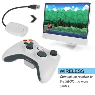 Game Joystick N-3 Gamepad For Xbox 360 Wireless Controller Gaming Controller