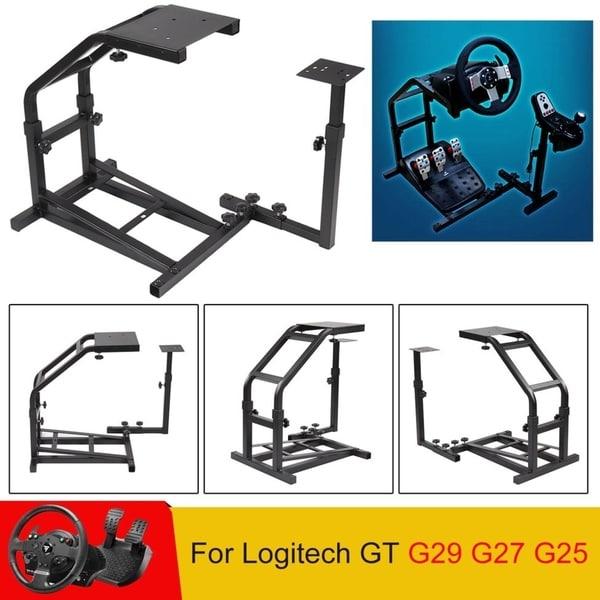 Shop GT G29 G27 G25 Racing Wheel Stand Iron Racing Wheel