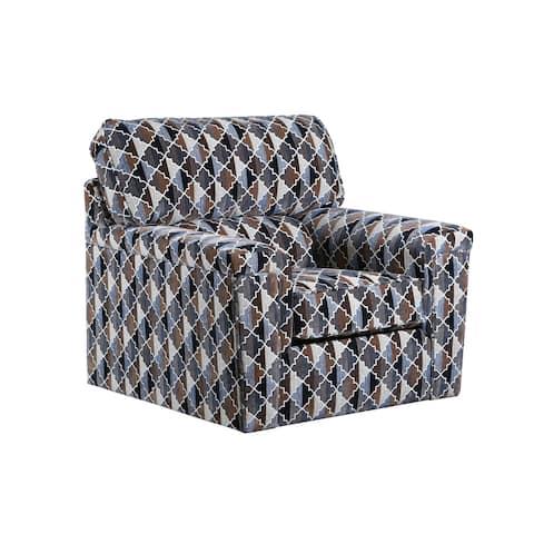 Sona Multi-Color Swivel Chair