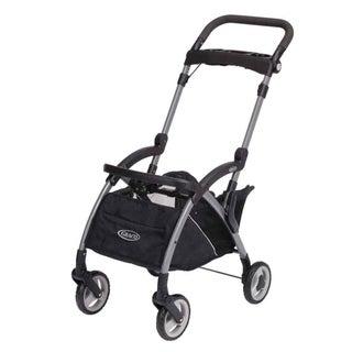 Graco Snugrider Elite Stroller and Car Seat Carrier - Black