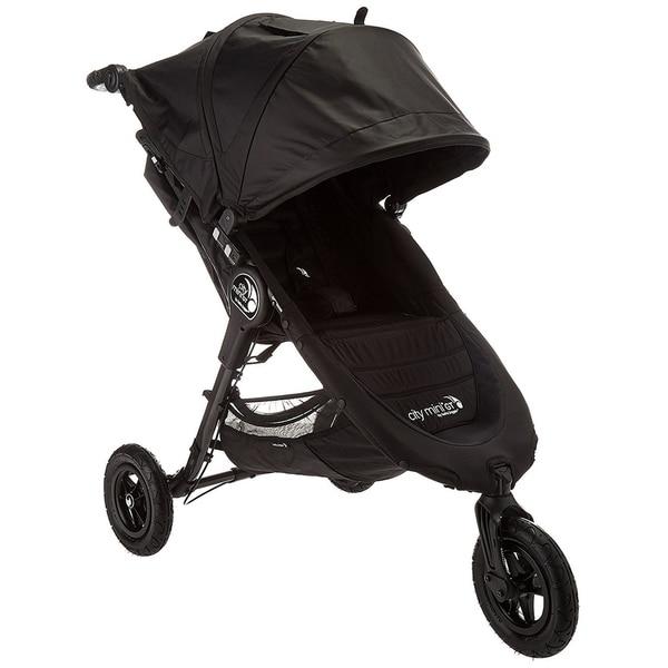 Baby Jogger City Mini GT Single Stroller - Black