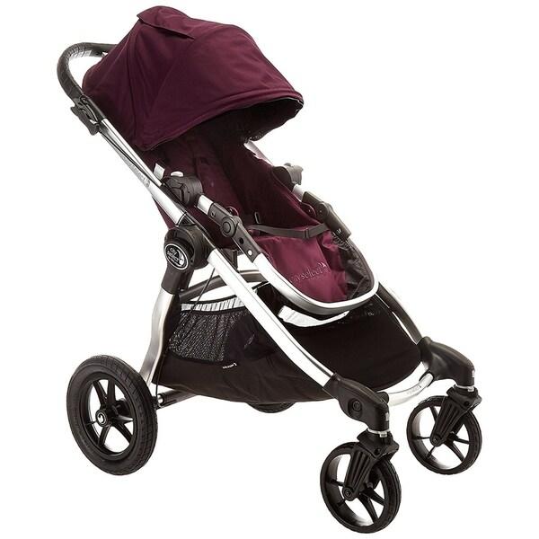 Baby Jogger City Select Single Stroller - Amethyst