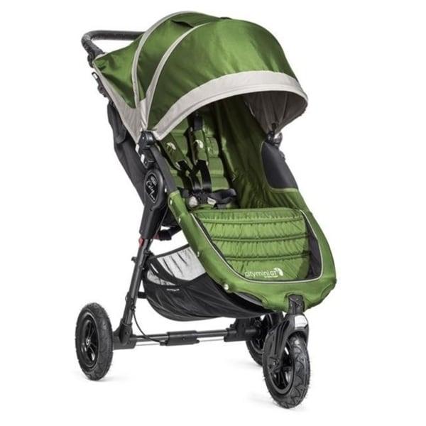 Baby Jogger City Mini GT Single Stroller - Lime/Gray