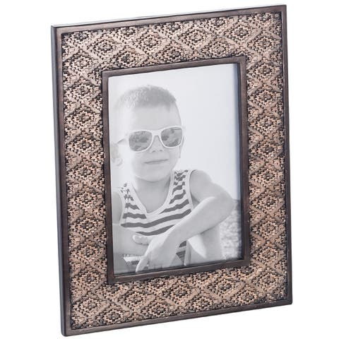 Dublin 5x7 Picture Frame (Brown)
