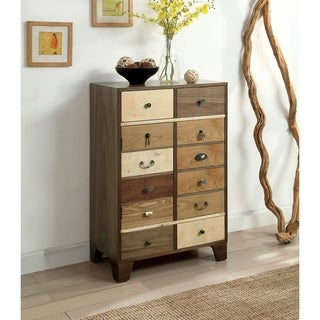 Williams Import Dianna Vintage Multicolor Hallway Cabinet