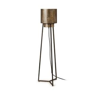 Mercana Chaudron II Brass Metal 55-inch Floor Lamp