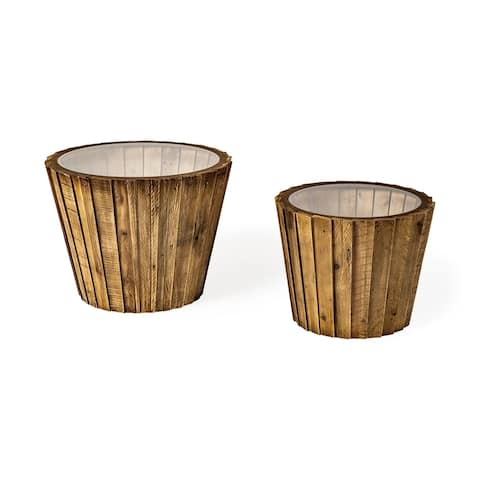 Mercana John Paul (Set of 2) Accent Table