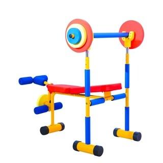 Kinbor Kids Fitness Exercise Equipment Little Moppet Twister Mini Workout Machine Children's Day Birthday Gift
