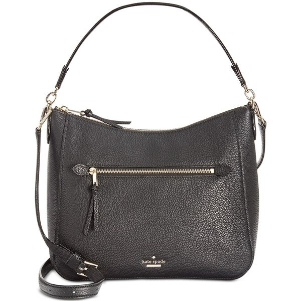 f6e2dab40 Shop Kate Spade New York Jackson Street Quincy Medium Shoulder Bag - Free  Shipping Today - Overstock - 25628611