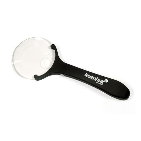 Levenhuk Zeno 60 LED Magnifier, 2.5/5x, 88/21mm