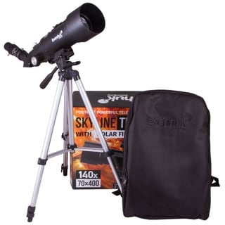 Link to Levenhuk Skyline Travel Sun 70 Telescope - Black Similar Items in Optics & Binoculars