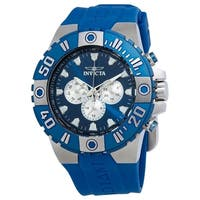 Invicta Men's Pro Diver 23968 Polyurethane Chronograph Watch