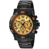 Invicta Men's Specialty 19705 Stainless Steel Chronograph Watch